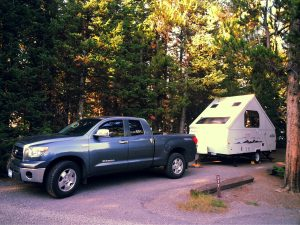 Tips Before Buying a Used Camper in Olympia, WA