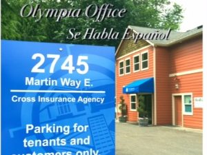 Olympia Insurance Agent