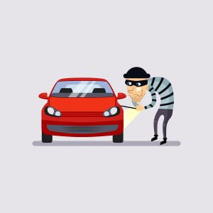 How to prevent car theft in Olympia, WA
