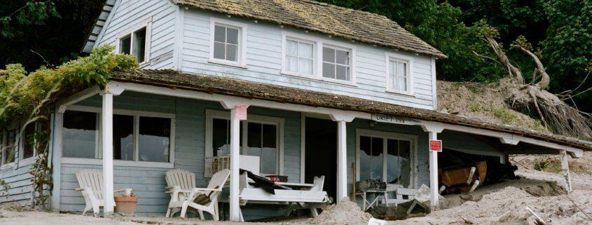 Mudslide Insurance, Olympia, WA